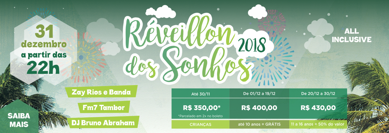 Reveillon do Sonhos 2018